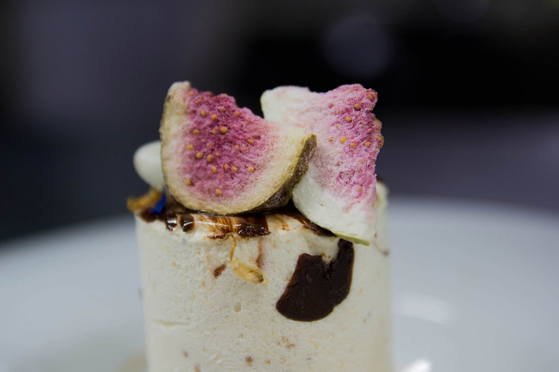 Torreón de higos y sopa de torta de barros